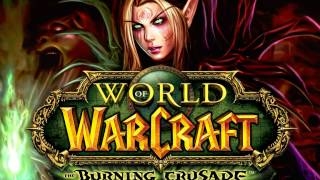 World of Warcraft  The Burning Crusade OST #04   The Dark Portal Cinematic Intro