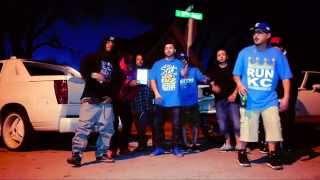 Mon.E.G ft. Yung Scar, Lou Doe - Killa City Mobbin (Official Video)
