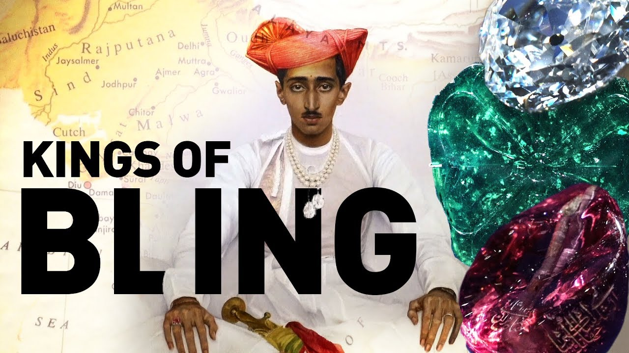 Why the Maharajas are considered the Original Kings of Bling