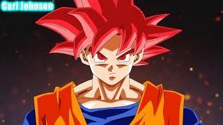 Super Saiyan God Returns - Theme Song ! [CUSTOM]