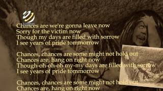 "Bob Marley ""Chances are"" (Lyrics-Letras) [HQ Audio]"
