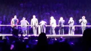 Michael Bublé Live in Zurich - I Want You Back (feat. Naturally 7 Vocal Play)
