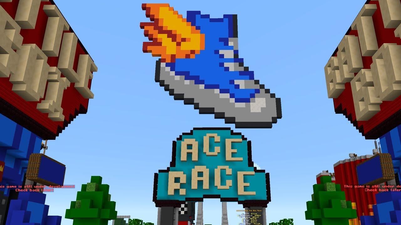 CaptainSparklez - Minecraft Champs Ace Race Practice (Extremely Repetitive)