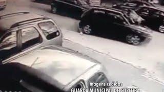 Ladrão rouba carro em oficina e quase leva mecânico junto no Paraná