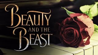 Beauty and the Beast - Relaxing Piano Cover with Satisfying Video