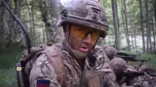 British army ambush pumped up kicks meme