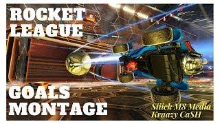 Rocket League Goals - Kraazy CaSH