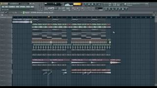 Tiësto & KSHMR - Harder ft.Talay Riley(FL Studio Remake+FLP+Presets)