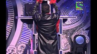 Nail bitting performance by Raj - Episode 41