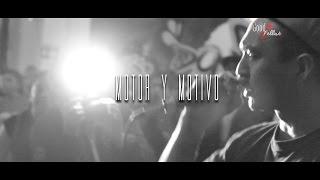 "Pedro Mo ""Motor y Motivo"" México D.F Goodfellas rec - Rapzonandomx"