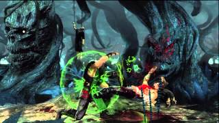 Skrillex: Reptile Theme Song(Official Music Video MK9 Edition)