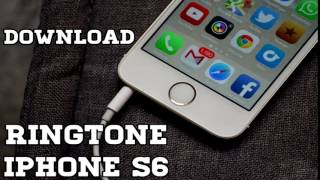 Download Ringtone Notifications Iphone 6s - Baixar Ringtone de Notificação do Iphone S6