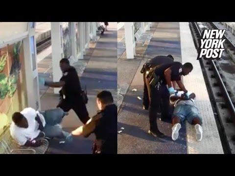 Cum bate politia din America