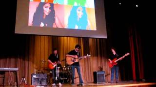 Lola The Founders LIVE (The Kinks Cover)