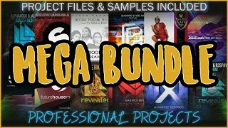 MEGA BUNDLE TEMPLATES! (12 remakes) [Project files & samples included]