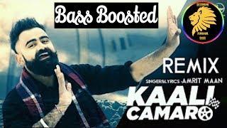Kaali Camaro [*Bass Boosted*] | REMIX | Amrit Maan | Latest Punjabi Song 2017 | Deep Jandu |DJ Hans