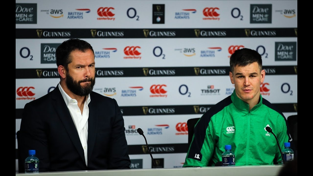 Ireland v Italy – Guinness Six Nations