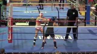 T.A.G. Muay Thai:  WKA North American Championships 2014