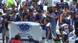 Homenagem a nossa Seleção Brasileira   Cruzeiro