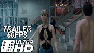 RED SPАRROW Official Trailer 2018 Jennifer Lawrence Movie (4K UHD 60FPS)