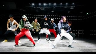 In love with the bitches - Section Boyz & Chris Brown | Charcoal Choreography | GH5 Dance Studio