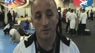 Interview: U.S. Greco Assistant Coach Ivan Ivanov