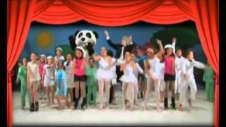 Vem dançar ku' Panda