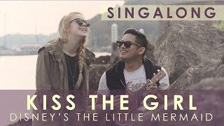 Kiss the Girl - The Little Mermaid (Ukulele Cover)