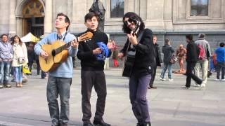 Planeta Menta - Hold Me Tight (Beatles cover)