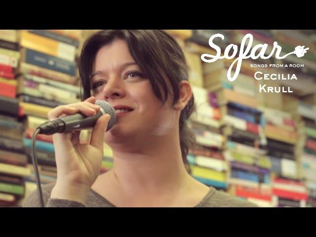 Video en directo de Cecilia Krull para Sofar Madrid - Take It Easy