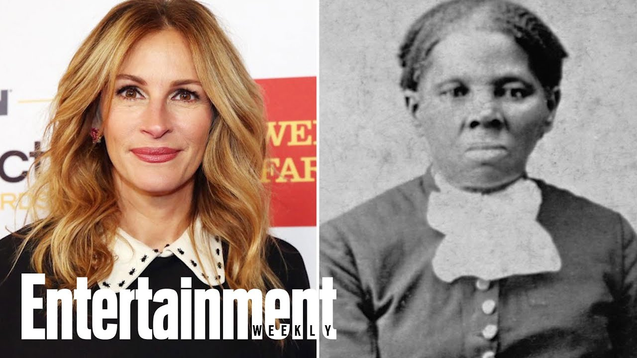 Julia Roberts was suggested to Play Harriet Tubman
