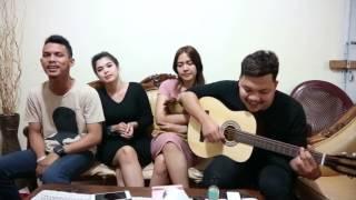 Ratu Sikumbang jams Bayang-bayang Rindu (Cover)