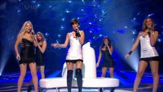 The Saturdays - Ego - Dancing on Ice