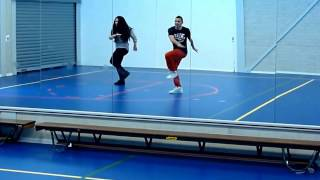 Choreography: Mc Hammer - U can't touch this