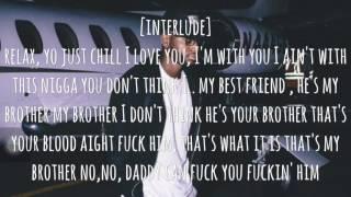 Bryson Tiller - No Longer Friends ( Lyric Video) True To Self Album 2017
