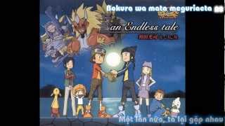 [Vietsub] An Endless Tale - Digimon Frontier ED II