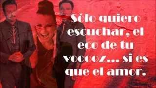 Motel ft.María José - Sólo el amor lastima así (letra)