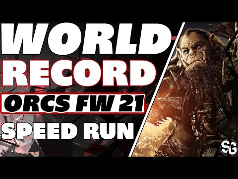 Fastest FW21 Orc run? Raid Shadow Legends Orc faction speed runs
