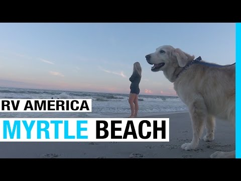 RV America: Annapolis to Myrtle Beach (Ep 23 Full Time RV Life)