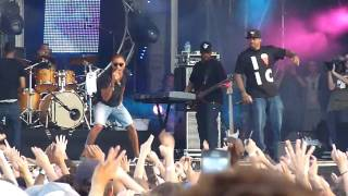 Party People by N*E*R*D, live @ Solidays (HD)