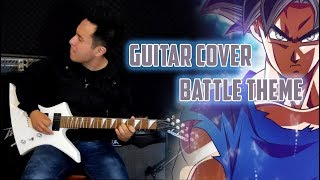 """Goku vs Jiren Theme Song"" GUITAR COVER"