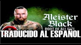 "Root of All Evil ""Aleister Black NXT Theme"" (Subtitulado al Español)"