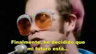 """Goodbye Yellow Brick Road"" - Elton John [Subtítulos en español]."