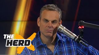 Shannon Sharpe destroys the Manning/Brady narrative | THE HERD