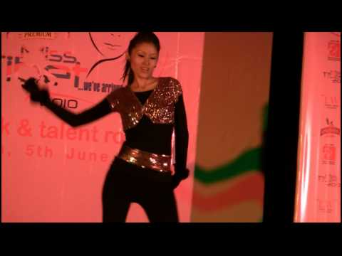 miss tibet 2010 Talent round – Tenzin Norzom