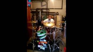Night Robot 2: Brett Storey Drum Solo