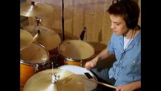 Funk Drum Impro - Colorblind - Maze feat Frankie Beverly