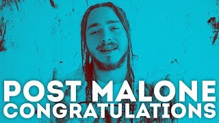 Post Malone - Congratulations [Band: Valatie Kills] (Punk Goes Pop Style Cover)