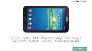 "Samsung Galaxy Tab 3 SM-T211 7"" Tablet (Black)"