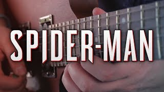 Marvel's Spider-Man (PS4) Theme on Guitar